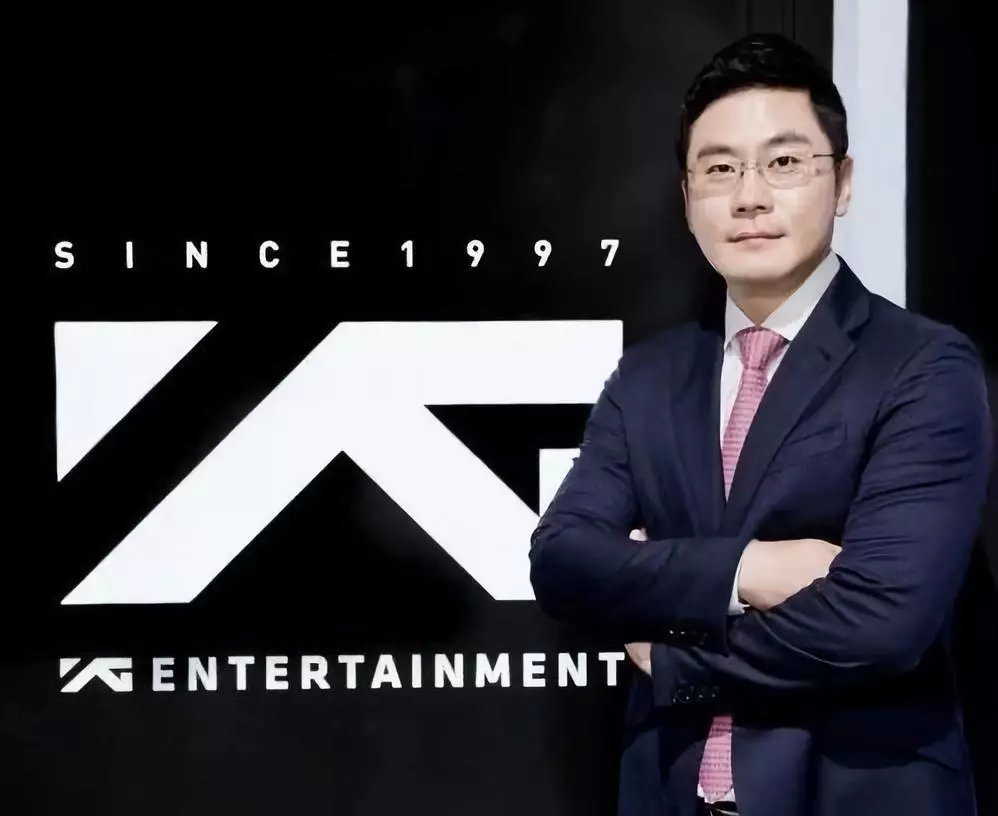YG娱乐公司CEO梁珉锡